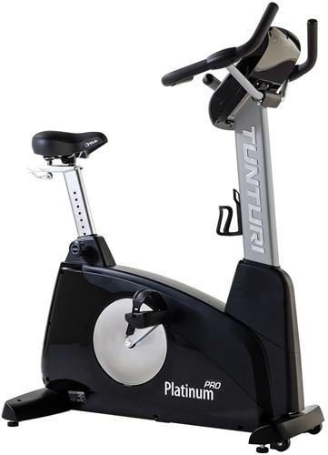 Tunturi Upright Bike Platinum PRO Hometrainer - Gratis trainingsschema