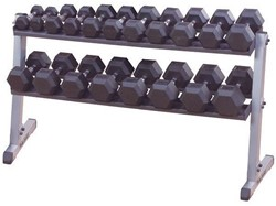 Body-Solid Pro Dumbbell Rack