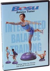 Bosu DVD workout serie Balance Training
