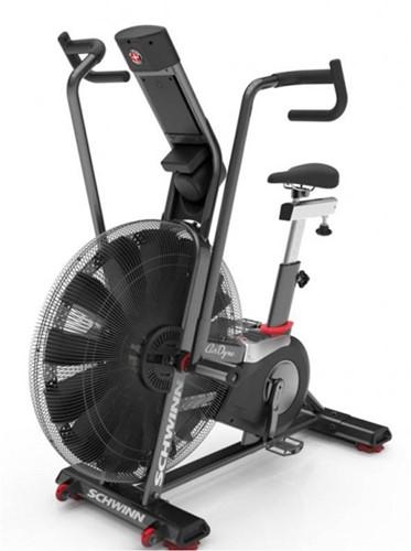 Schwinn Airdyne AD8 Pro Total Fitness Bike - Gratis montage