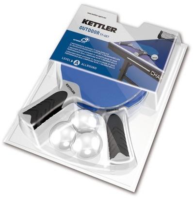Kettler Batjesset Outdoor (inclusief ballen)