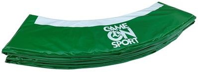 Game On Sport Trampolinerand - 366 cm - Groen