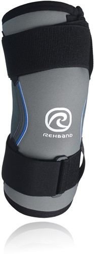 Rehband X-RX Elleboogbrace - 7 mm - Grijs