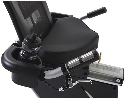 Tunturi Platinum Recumbent Bike stoel
