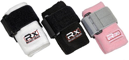 RX Smart Gear Wrist Support - Large - White