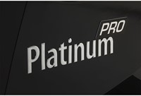 Tunturi Platinum Recumbent Bike detail