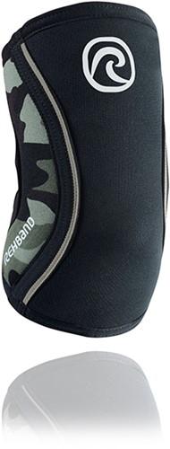 Rehband RX Elleboogbrace - 5 mm - Zwart/Camo
