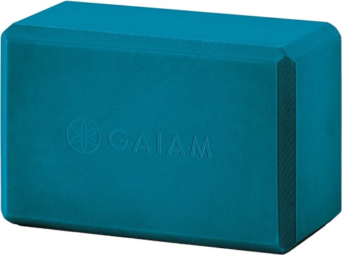 Gaiam Yoga Blok - Teal