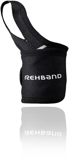 Rehband QD Pols en Duimbrace - Zwart