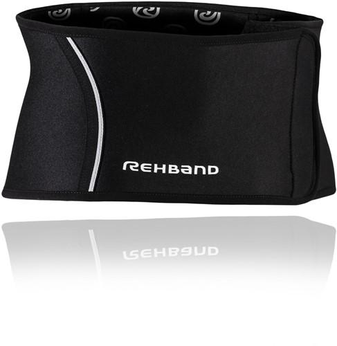 Rehband QD Rugbrace - 3 mm - Zwart