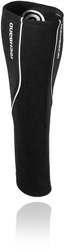 Rehband QD Kuit en Scheenbeschermer - 3 mm - Zwart