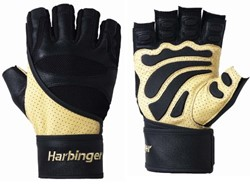 Harbinger 1205 Big Grip Wristwrap gloves