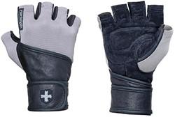 Harbinger Classic Wristwrap Open Finger Fitnesshandschoenen