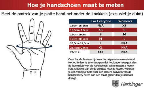 Harbinger FlexFit ultra wristwrap-2