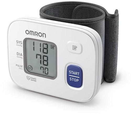 Omron RS2 - Polsbloeddrukmeter