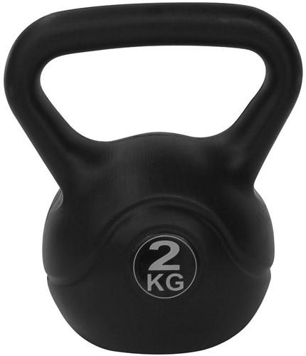 Tunturi PVC Kettlebell - 2 kg