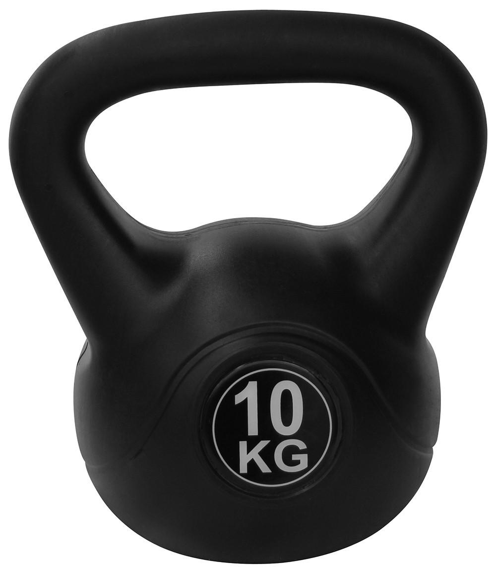 Tunturi PVC Kettlebell - 10 kg