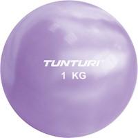 Tunturi Fitnessbal - Yoga bal - Toning Bal -  Paars - 1 kg