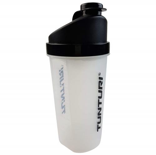 Tunturi Proteïne Shaker - Shakebeker met zeef - 700ml