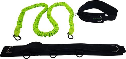 Tunturi Acceleration Trainer - Groen - Medium