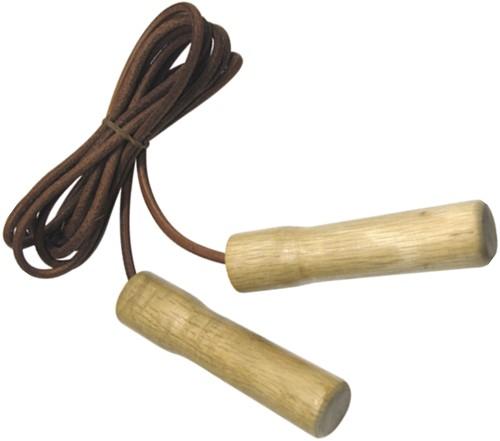 Tunturi Springtouw Leder