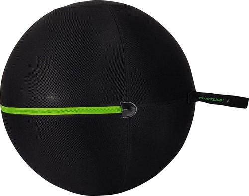 Tunturi Gymball Hoes - 65cm - Met Groene Rits - Tweedekans