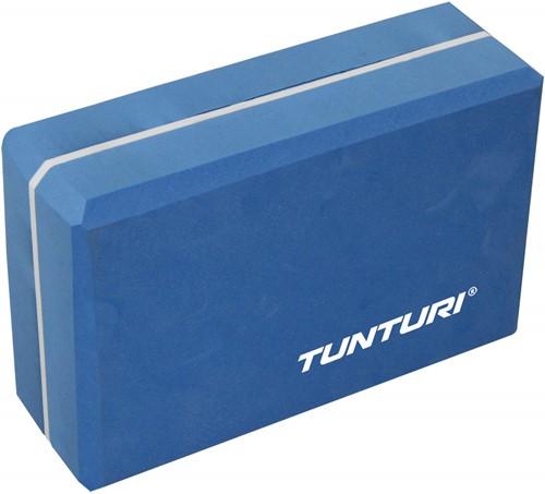 Tunturi Yoga Blok - Blauw