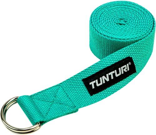 Tunturi Yoga Riem - Turquoise