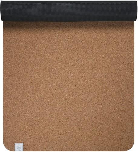 Gaiam Yoga Mat - 5 mm - Cork