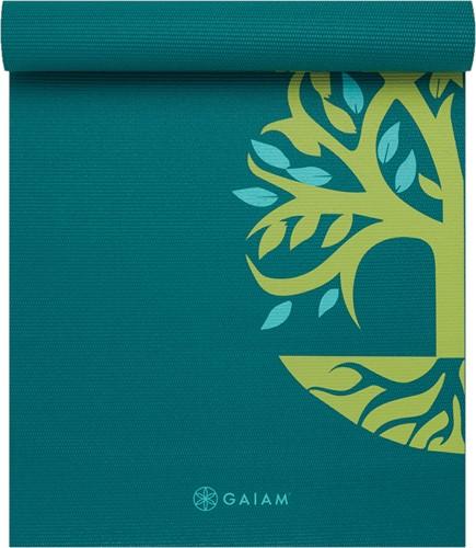 Gaiam Yoga Mat - 4 mm - Root to Rise