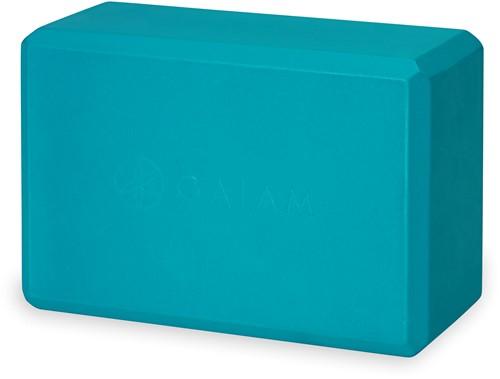 Gaiam Yoga Blok - Vivid Blue