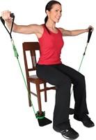 Gymstick chair gym met DVD-1
