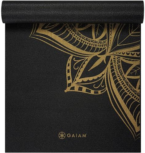 Gaiam Yoga Mat - 6 mm - Bronze Medal