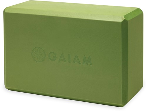 Gaiam Yoga Blok - Groen
