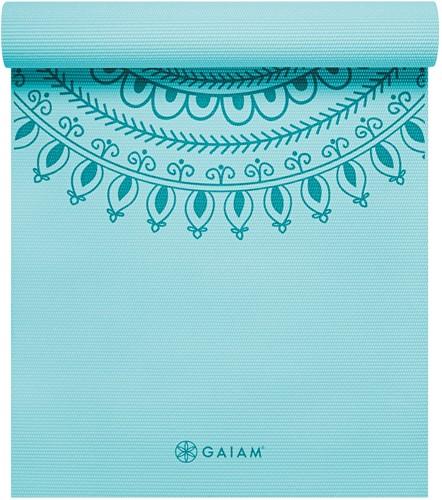 Gaiam Yoga Mat - 6 mm - Marrakesh
