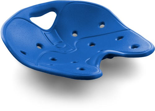 Backjoy Sitsmart Posture Core Rugsteun - Blauw