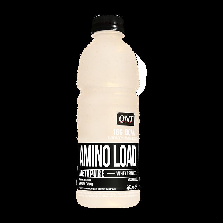 QNT Amino Load - 24x500ml - Lemon Lime