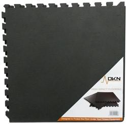 Dkn High Impact Floor Protectie mat