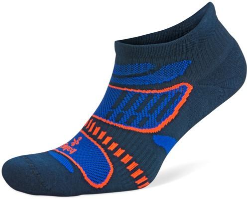 Balega Ultralight Sportsok Blauw/Oranje