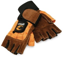 GASP Hardcore wrap gloves