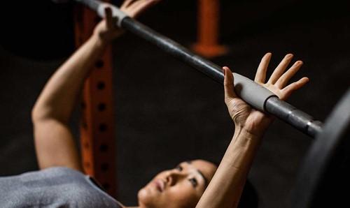 Harbinger Thin Bar Grips-3