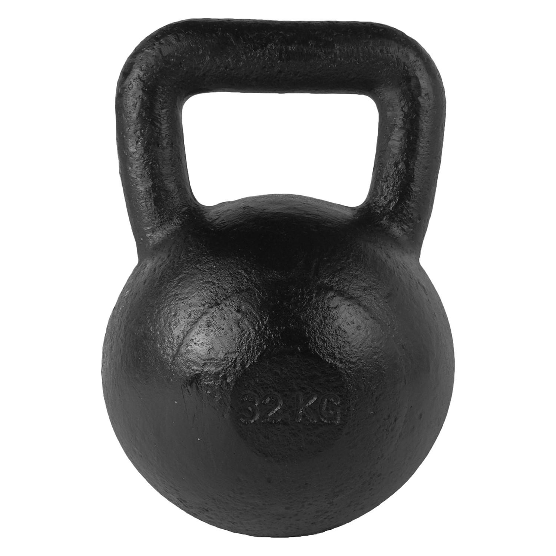 Tunturi Kettlebell - Gietijzer - 32 kg