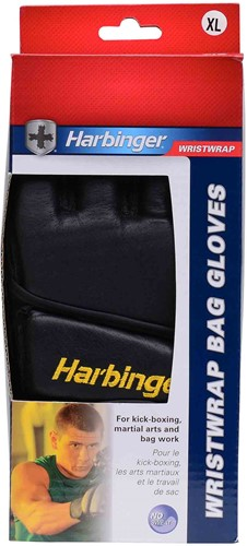 Harbinger WristWrap Bag Gloves-2