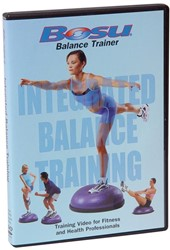Bosu DVD workout serie Balance Training