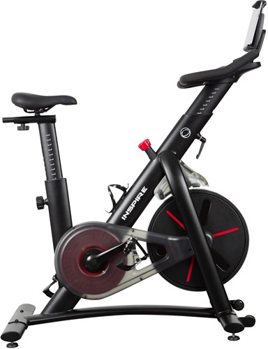 Finnlo Inspire Indoor Cycle ILC Spinningfiets - Gratis trainingsschema - Tweedekans