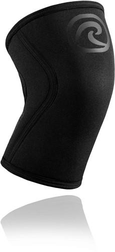 Rehband RX Kniebrace Carbon - 7 mm - Zwart