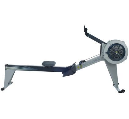 Concept2 Model E met PM5 Grijs Roeitrainer