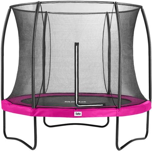 Salta Comfort Edition Trampoline met Veiligheidsnet - 183 cm - Roze