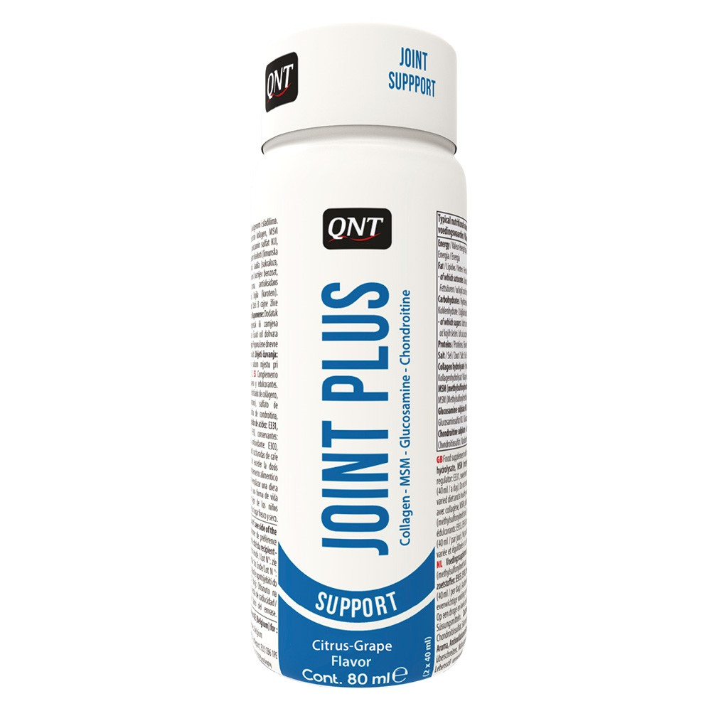 QNT Joint Plus Shot - Citrus Grape - 12x80 ml