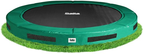 Salta Excellent Ground Trampoline - 213 cm - Groen